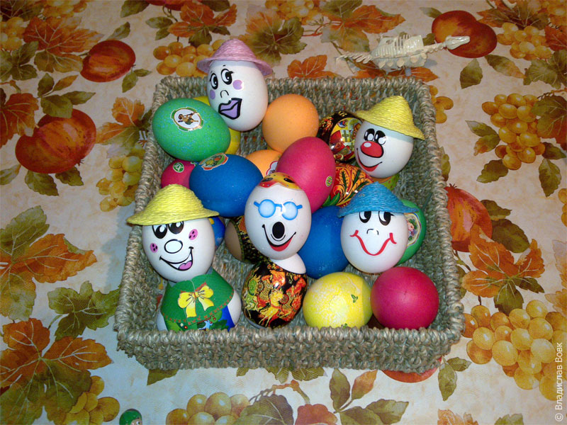 Как сделать яйца крепкими 964